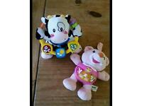 Baby Vtech toys both in working order