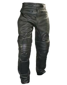 WTB mens leather or textile armoured pants