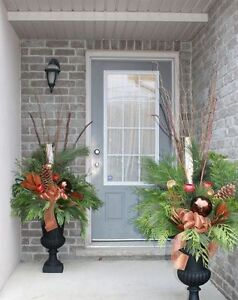 Best Christmas arrangement for best prices in town made by a pro Windsor Region Ontario image 1
