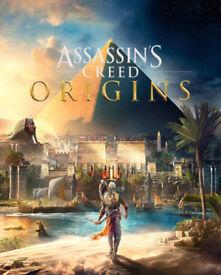 Assassins Creed Origins PC Code - unused