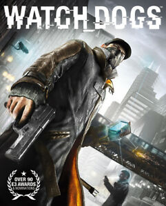 Watchdogs 1&2 PS4
