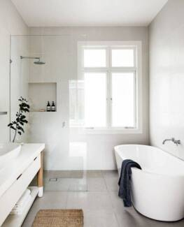 Free On-Site Quotes - Bathroom & Laundry Renovations