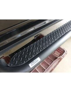 Running Boards New Romik Black for Porsche Cayenne 2007-2012