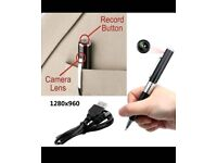 Mini Spy Pen (hidden camera in pen)