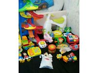 Huge preschool toy bundle