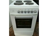 New World single oven electric cooker