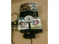 Ps3 5 games 3 controller's