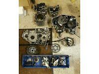 Ktm 525 engine for spares