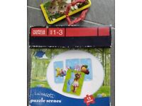In the Night Garden puzzles. Smoke free and pet free home. Collection only
