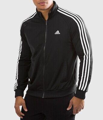 Adidas Essentials 3 Stripe Trackjacket Firebird Superstar Jacke Track  Jacke NEU Adidas Track Jacket
