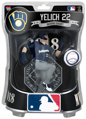 Christian Yelich (Milwaukee Brewers) 2018 NL MVP Limited Edition MLB 6