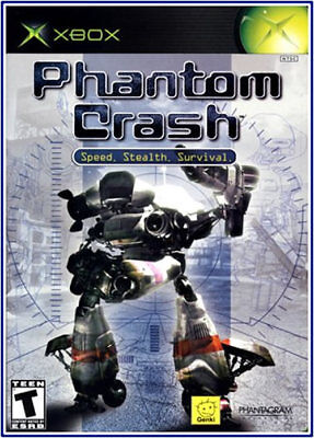 ENCORE Phantom Crash Xbox Xbox, Xbox