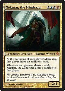 Nekusar, the Mindrazer ~ Commander 2013 ~ NearMint ~ Magic The Gathering
