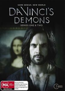 Da Vinci's Demons: Seasons 1-2 - David S. Goyer NEW R4 DVD