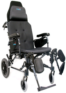 BNIB - MVP-502 Transport Wheelchair