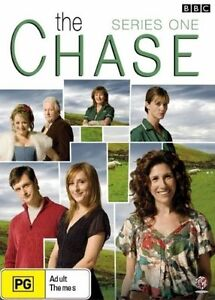 THE CHASE : SERIES 1 (DVD, 2008, 3-Disc Set) NEW & SEALED - REGION 4 (FREE POST)