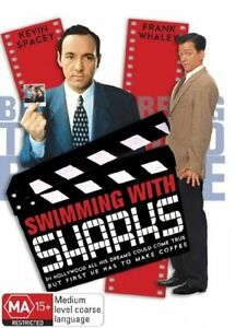 Swimming-With-Sharks-DVD-2006-Kevin-Spacey-Brand-new-Region-4