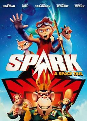 Spark  A Space Tail New Dvd
