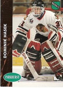 1991-1992 Parkhurst Hockey Series 2 Set (225 cards)