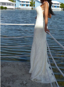 robe de marié unique acheté chez Vézina specialité de la marié