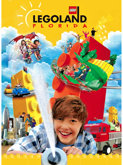 Купить $59 OFF LEGOLAND FLORIDA TICKETS $35  A PROMO DISCOUNT TOOL