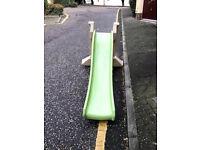 Sturdy, Foldable Slide