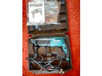 Erbauer SDS Plus Hammer Drill ERB654SDS - as new - never used.