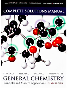 Chemistry 1000/1001/1500 Textbook + Manual (electronic version)