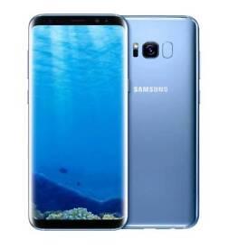 S7 edge blue