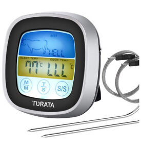 BRAND NEW Digital Meat Thermometer (Touch-Screen)