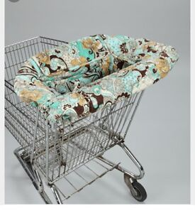 The peanutshell shopping cart cover