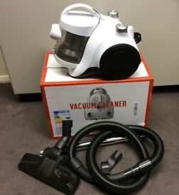 Bagless Vacuum Cleaner In Excellent Condition With Box & Accessories - £15 Only