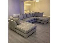 🎲 BRANDED DEAL 🎲 NEW U-SHAPE SOFA IN STOCK 🎲 FREE DELIVERY 🎲