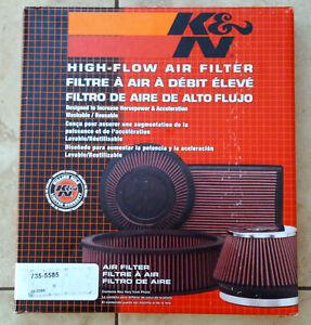 K&N WASHABLE LIFETIME PERFORMANCE AIR FILTER (CHRISLER)!