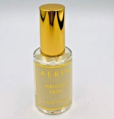 AERIN Beauty Fragrance Hibiscus Palm Eau De Parfum 0.6oz / 20 ml Travel Size NEW