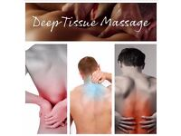 Deep Tissue Massage By Chris