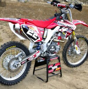I'm looking for a crf 250r