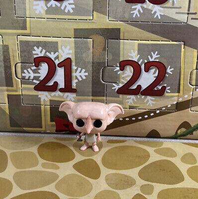 Harry Potter Mini Funko Pop! Dobby Advent 2020 Calendar NEW-Loose
