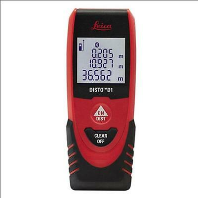 Leica Disto D1 Laser Distance Meter With Bluetooth 40 Meters Portable