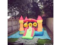 Bouncy Castle 12ft - immaculate condition like new used once