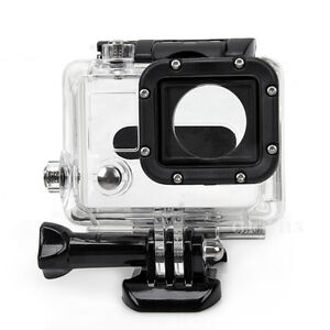 Waterproof Diving Protective SNAP-ON Housing Case For Gopro Go Pro HD Hero 3+ 3