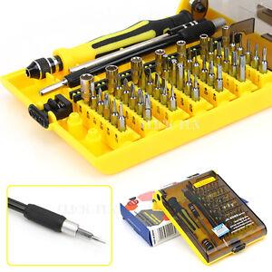 Precision Screwdriver Tool Set Kit Repair Torx Screw Driver Phone PC Laptop