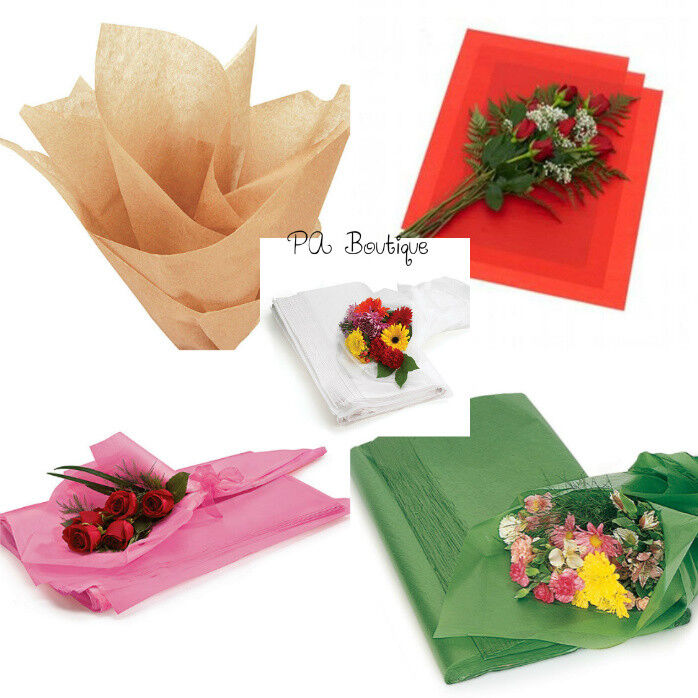 Floral waxed tissue paper bouquet wrapping 24x36 x large sheets floral waxed tissue paper bouquet wrapping 24x36 x large sheets your choice mightylinksfo