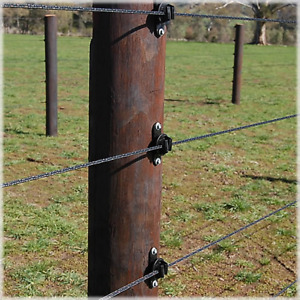 Electro-Braid Horse/Livestock Fence with accessories