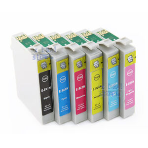 12x-81N-82N-ink-Cartridges-for-Epson-R290-RX590-RX690-TX700W-TX800FW-Printer