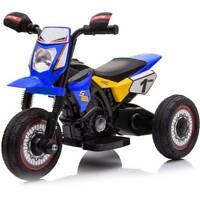 Moto Motocicletta Elettrica per Bambini 6V BMW S1000 Grigio