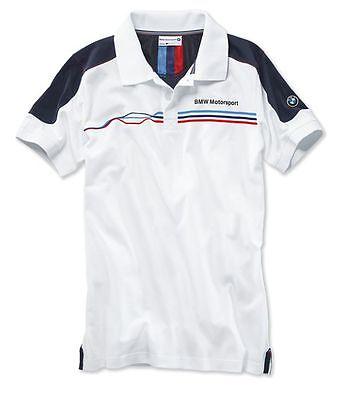 Original BMW Motorsport Herren Fan Poloshirt Gr.XXL **Neu u. OVP**
