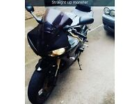2006 YAMAHA R6 NEW MOT