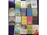 18 Hardback Women's Books All excellent Clean Condition