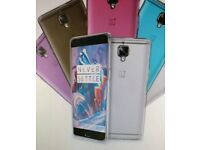 One Plus 3 for Sale!!